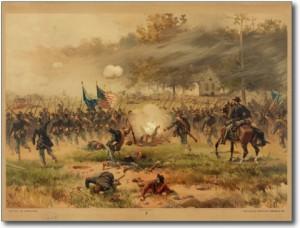 Battle of Antietam 1862