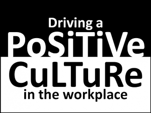 Driving a Positive Culture Insert
