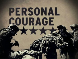 US Army Personal Courage